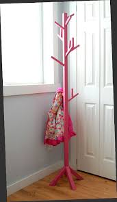 Diy Kids Coat Rack