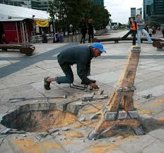 mind ing 3d paintings in the street how to make a 3d painting decor 5
