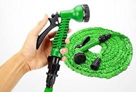 coil garden hose. 30M 100ft Retractable Coil Hose Garden Pipe Adjustable Spary Water Gun With Connectors