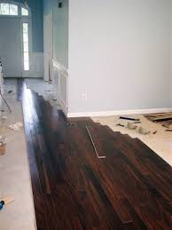 how to install oak hardwood floors