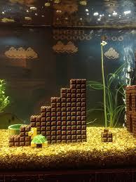 Mario Brothers Aquarium Decorations Similiar Mario Aquarium Decorations Keywords