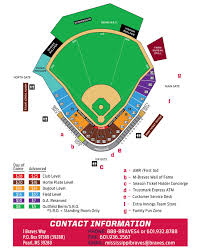 Braves Tickets Seating Chart Trustmark Park Seating Chart Braves