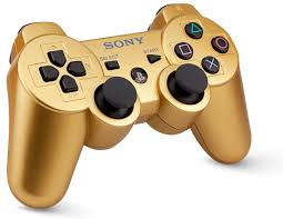 Design Your Own Ps3 Controller Sony Paints Ps3 Controller Gold Cnet