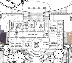 west wing office space layout circa 1990. White House - Floor Plan Second West Wing Office Space Layout Circa 1990 A