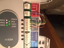 honeywell hvac zone control systems how to wire up a heating zone Honeywell Zone Dampers honeywell hvac zone control systems equipment wiring