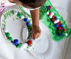 5 Simple Christmas Crafts For Young Children  Live CalledEasy Toddler Christmas Crafts