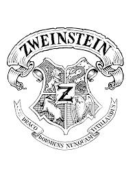 Kleurplaat Zweinstein Houtbewerkingsplannen Dibujos Harry