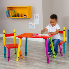 crayon table and chair set smyths toys uk