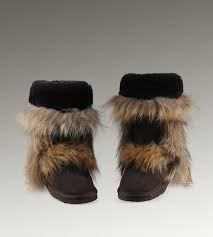 UGG Fox Fur Tall 5815 Boots  Cheap Ugg boots-166  -  119.90   Cheap UGG  Boots -85%- UGG Outlet Clearance Online Sale