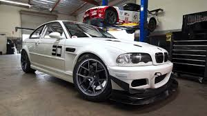 trackparts.ch - Titan 7 Schmiedefelgen an <b>BMW M3 E46</b> Tracktool ...