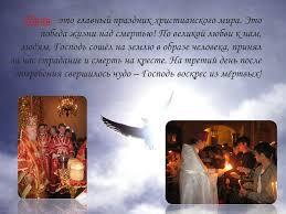 Презентация Пасха православный праздник Привет Студент  Презентация Пасха православный праздник