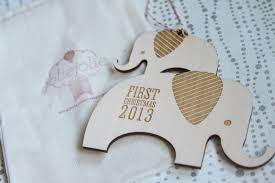 2013 Baby's First Christmas Ornaments