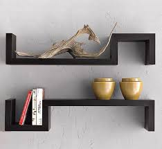 Small Picture Black Wall Decor Shelves Wall Shelf DS1015Black NZ4550