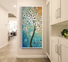 decorative pictures modern abstract oil painting acrylic painting flower modern paintings wall picture for living