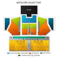 Champlain Valley Fair Concert Seating Chart Valley Fair Antelope Valley Fair