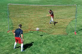 Jaypro Official Round Soccer Goal 8 X 24 Pair  Jaypro Soccer Soccer Goals Backyard