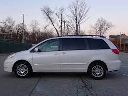 2008 Used Toyota Sienna 5dr 7-Passenger Van XLE Ltd AWD at GT ...