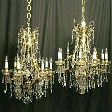 antique crystal chandeliers glass crystal light chandelier antique crystal chandeliers london