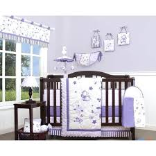 purple crib bedding sets baby girl crib bedding sets purple