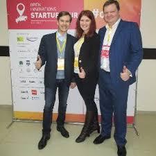 Делегация ЮЗГУ на startup tour в Калуге