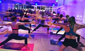 up to 71 off bikram hot yoga and inferno hot pilates cles