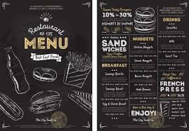Restaurant Menu Design | How To Create A Menu