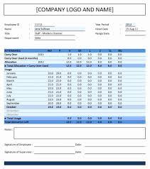 Excel Bill Tracker Template