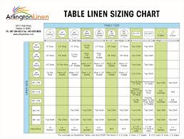 wedding table size chart. chart | table size for wedding, reception, awards, round table, linen cloth wedding e