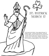 Small Picture Perceive the saintly feast of St Patrick 18 St Patrick coloring