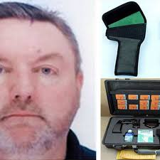 Conman James McCormick sold golf ball finders as bomb detectors in  'diabolical' £60m scam which put lives at risk - Mirror Online