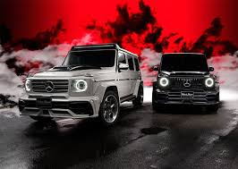 Amg version of the roadster will follow. Wald Thinks The New Mercedes G Class And Amg G63 Should Look Like This Carscoops