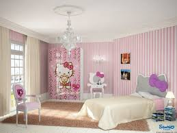 40 Girls' Room Designs Tip Pictures Simple Kid Bedroom Designs