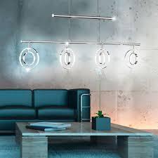 Kristall Pendelleuchten Meteorschauer Lampe 11 Blle Sind Led