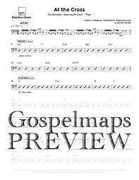 At The Cross The Brooklyn Tabernacle Choir Rhythm Chart