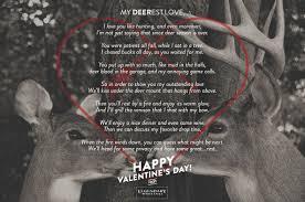 legendary valentine s day poem for hunters celebratethehunt