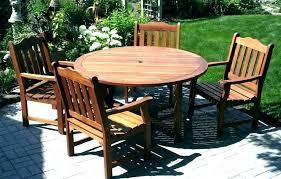 round patio table granite patio table round patio table and chairs wooden patio furniture sets