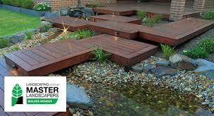 landscaping melbourne garden design