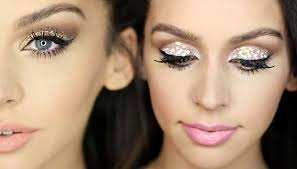easy party eye makeup tutorial for new year s eve