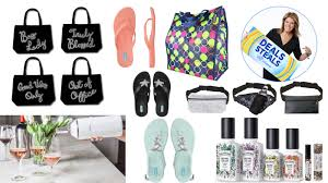 gma deals and steals on must have coolers sandals bagore for summer abc news