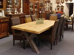 Esstisch Tisch Esszimmertisch Dekorativ Mit Eichenplatte Das Beste