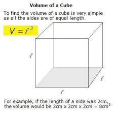 volume equation cube. how to calculate volume formula cube equation j