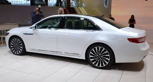How Does Lincoln's 2017 Continental Compare To The Original Concept?
