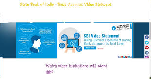 Bank Statements Impressive State Bank Of India Video Bank Account Statement