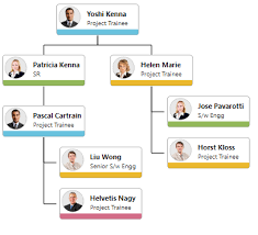 Library Org Chart Javascript Diagram Library Organizational Chart