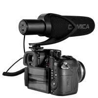 Накамерный <b>микрофон Comica CVM-V30 Pro</b> - купить в интернет ...