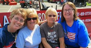 DarkeJournal.com: BLOOD DONORS HAVE FUN 'BUMMIN' AT DARKE CO. FAIR