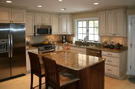 image of painting kitchen and cabinets