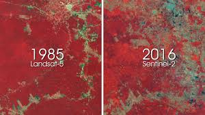 amazon rainforest deforestation. Delighful Rainforest ESA Shows 30 Years Of Deforestation In Amazon Rainforest Throughout Rainforest Deforestation D