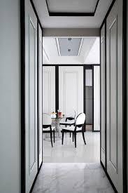 white interior door styles. Perfect White Dining Decor Design Interior Black White Frames Corridor On White Interior Door Styles