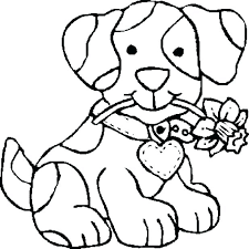 Wiener Dog Coloring Pages At Free Printable Dogs And Cats Color Of